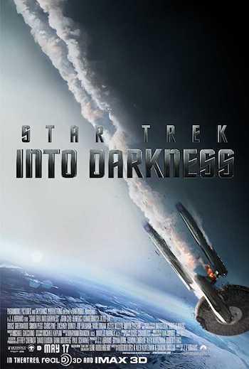 Star Trek Into Darkness 2013 Dual Audio Hindi Full Movie Download