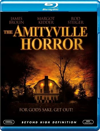 Poster of The Amityville Horror 2005 Full Hindi Dual Audio Movie Download BluRay Hd 720p