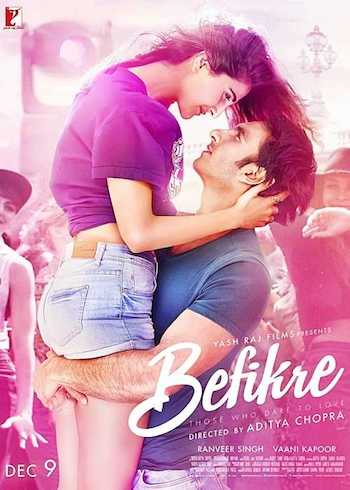 Befikre 2016H indi Full Movie Download