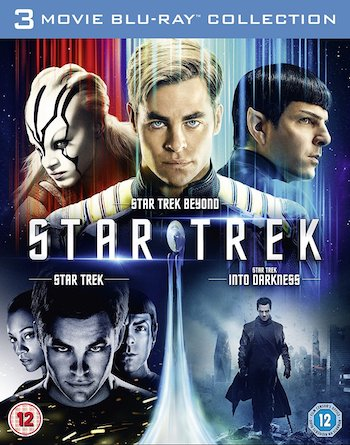 Star Trek Collection (2009-2016) All Movies Dual Audio Hindi Full Movie Download