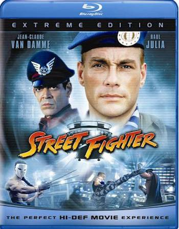 Street Fighter 1994 Dual Audio Hindi Bluray Movie Download