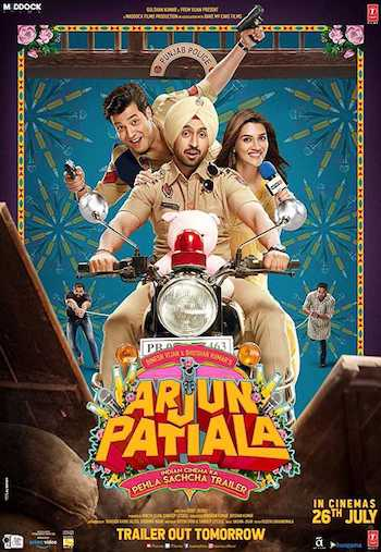 Arjun Patiala 2019 Hindi Full Movie Download