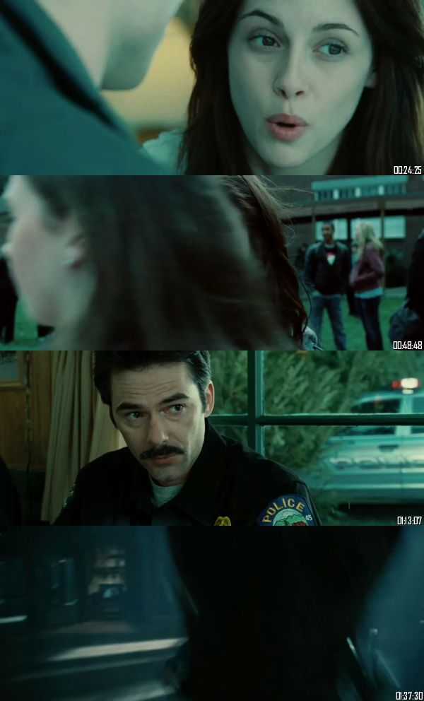 The Twilight Saga 2008 BRRip 720p 480p Dual Audio Hindi English Full Movie Download