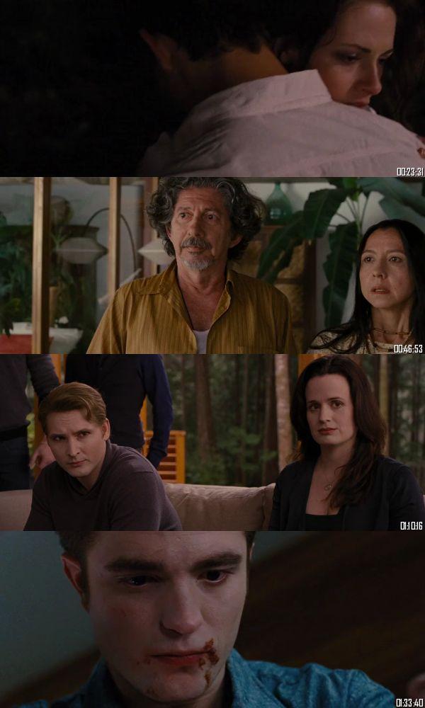 The Twilight Saga Breaking Dawn Part 1 (2011) BRRip 720p 480p Dual Audio Hindi English Full Movie Download