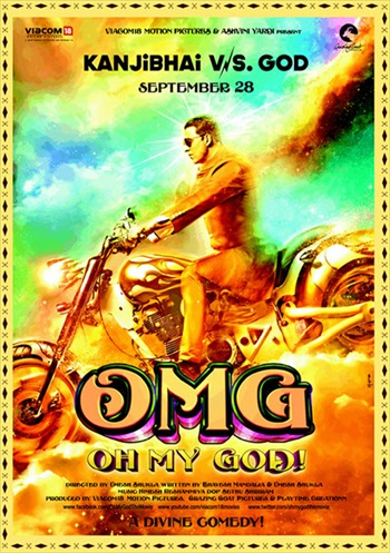 OMG Oh My God 2012 Hindi Bluray Download