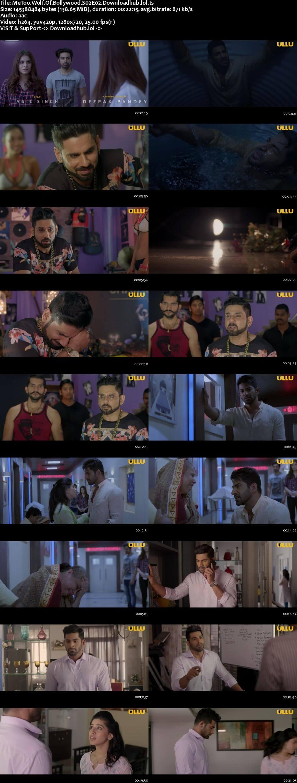 MeToo Wolf Of Bollywood 2019 Hindi S02 ULLU WEB Series Complete 720p HDRip x264