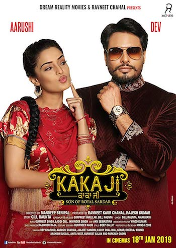 Kaka Ji – Son Of Royal Sardar 2019 Punjabi 720p HDRip 950MB