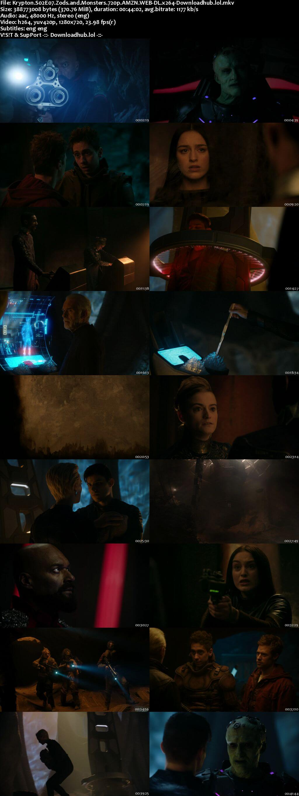 Krypton S02E07 350MB AMZN WEB-DL 720p ESubs