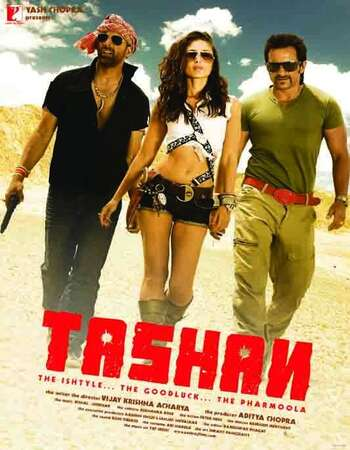 Tashan 2008 Full Hindi Movie 720p HDRip Download