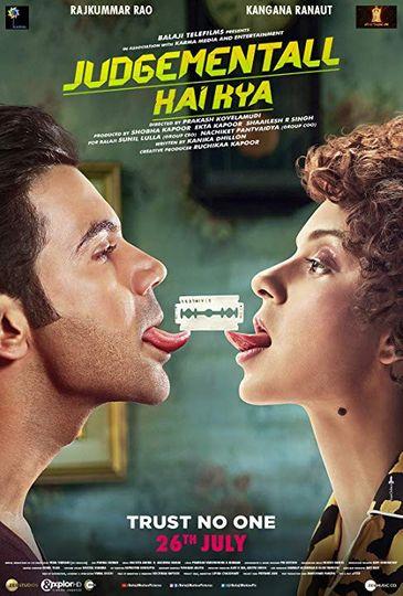Judgementall Hai Kya 2019 Full Hindi Movie Download 700MB PreDVDRip