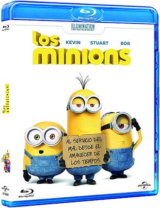 Minions 2015 Dual Audio Hindi 480p BRRip 300mb ESubs