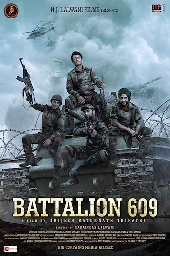 Battalion 609 (2019) Hindi Full 300mb Movie Download
