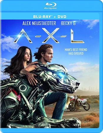 A-X-L 2018 Dual Audio Hindi English BluRay 720p Movie Download