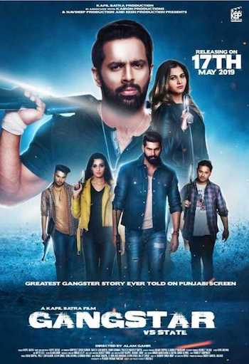 Gangster Vs State 2019 Punjabi Full 300mb Movie Download