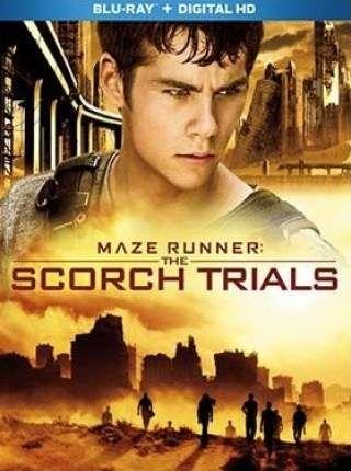 Maze Runner The Scorch Trials 2015 Dual Audio Hindi English BluRay 480p Movie Download