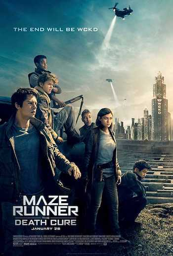 Maze Runner The Death Cure 2018 Dual Audio Hindi English BRRip 720p 480p Movie Download