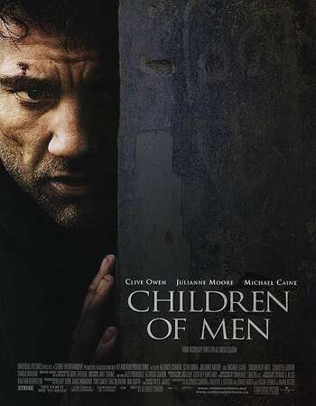 Children of Men 2006 Hindi Dual Audio BRRip Full Movie 720p Download