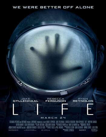 Life 2017 Hindi Dual Audio BRRip Full Movie 720p HEVC Download