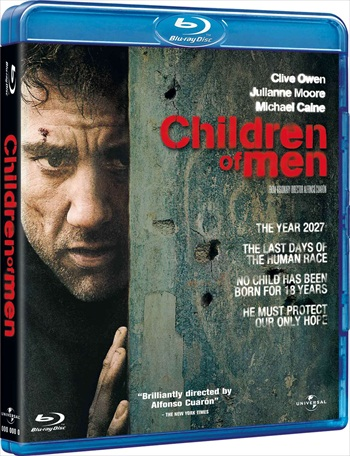 Children of Men 2006 Dual Audio Hindi English BluRay 720p Movie Download