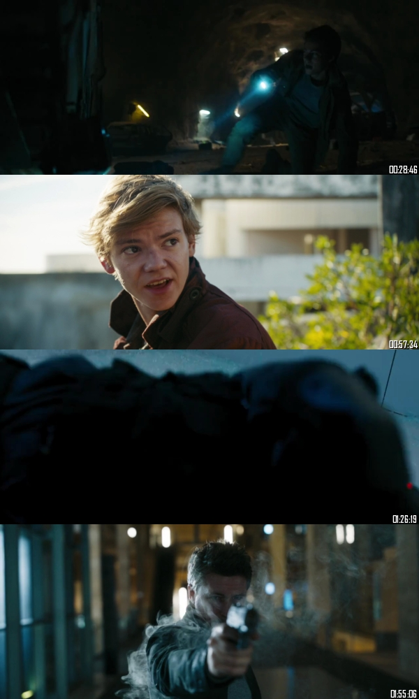 Maze Runner The Death Cure 2018 BRRip 720p 480p Dual Audio Hindi English Full Movie Download
