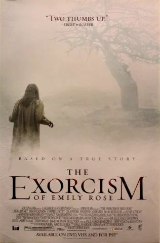 Poster of The Exorcism of Emily Rose 2005 Full Hindi Dual Audio Movie Download BluRay HD Movies point 720p