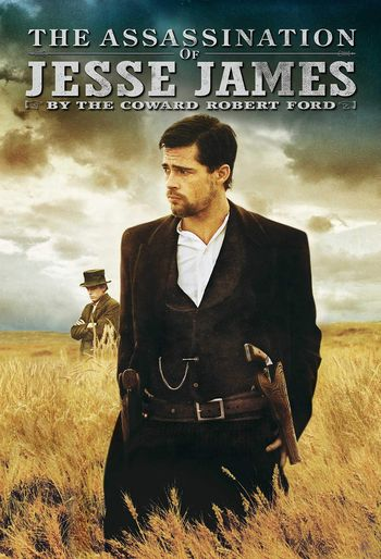 Poster of The Assassination of Jesse James 2007 Full Hindi Dual Audio Movie Download BluRay HD Movies point 720p