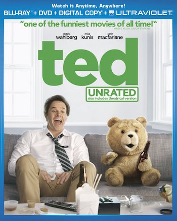Ted 2012 UNRATED Dual Audio Hindi Bluray Movie Download