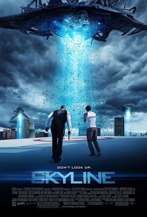 Skyline 2010 Dual Audio Hindi English 720p BluRay Full Movie