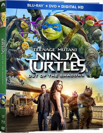 Teenage Mutant Ninja Turtles Out Of The Shadows 2016 Dual Audio Org Hindi 480p Bluray 350mb 9xmovies