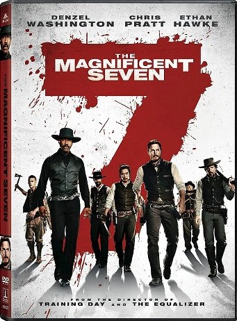 The Magnificent Seven 2016 Dual Audio ORG Hindi Bluray Movie Download