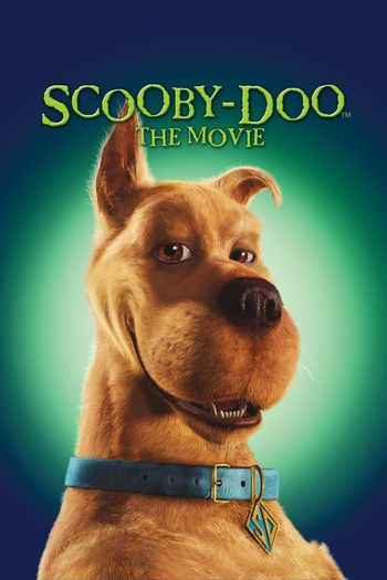 Poster of Scooby Doo 2002 Full Hindi Dual Audio Movie Download BluRay HD Movies point 720p