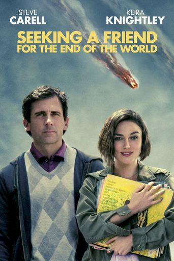Poster of Seeking a Friend for the End of the World 2012 Full Hindi Dual Audio Movie Download BluRay HD Movies point 720p