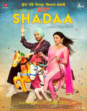 Shadaa 2019 Punjabi 720p HDRip 900MB ESubs