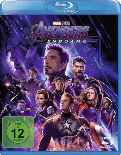 Avengers Endgame 2019 Dual Audio Hindi (Cleaned) Bluray Full 500MB Download