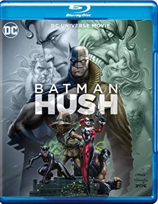 Batman Hush 2019 English Bluray Movie Download