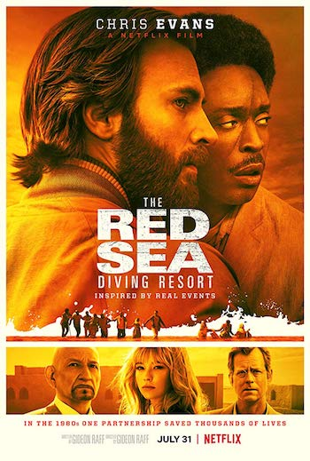 The Red Sea Diving Resort (2019) Hindi Dubbed 720p WEB-DL 950MB Free Download