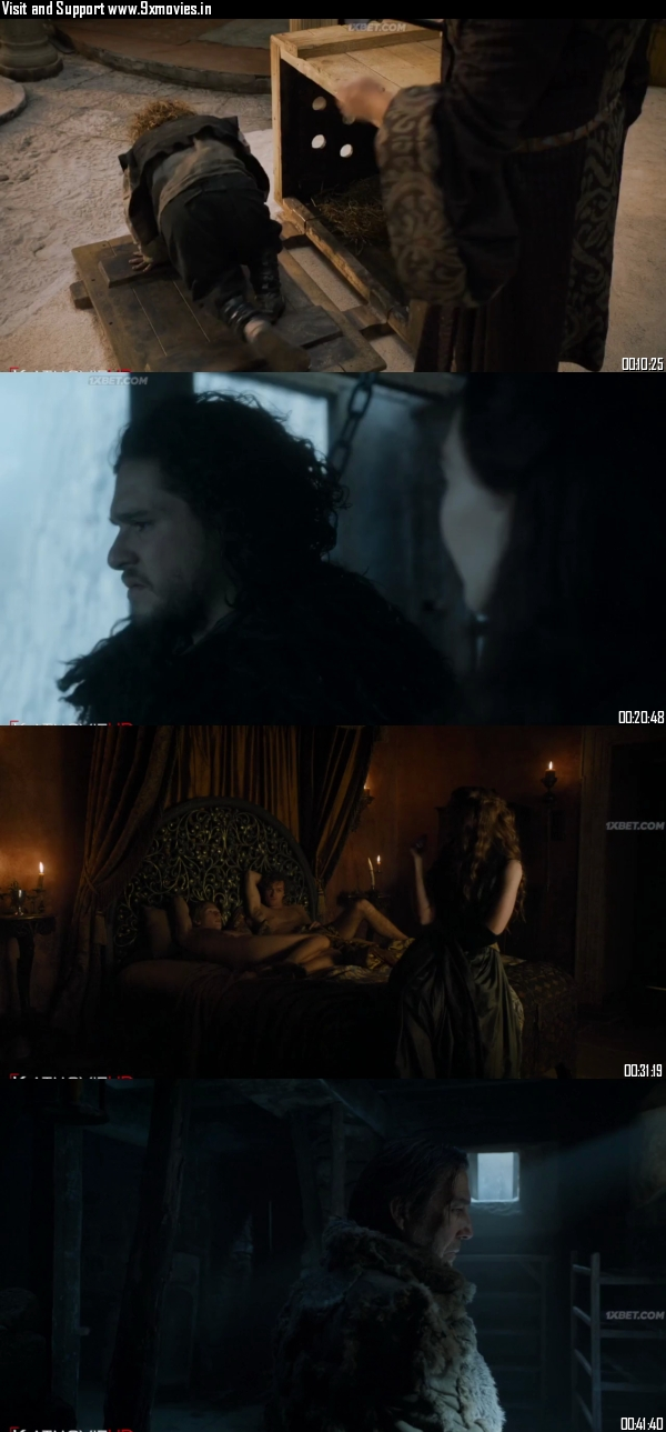 Game of Thrones 2015 S05 Hindi Complete 720p WEB-DL Download