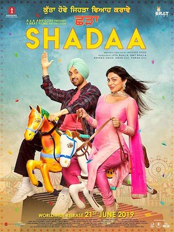 Shadaa 2019 Punjabi 720p HDRip 990mb
