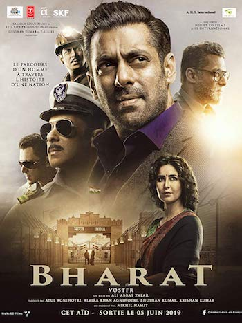 Bharat 2019 Hindi 480p WEB-DL 400MB