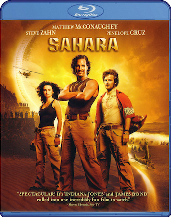 Sahara 2005 Dual Audio Hindi Bluray Movie Download