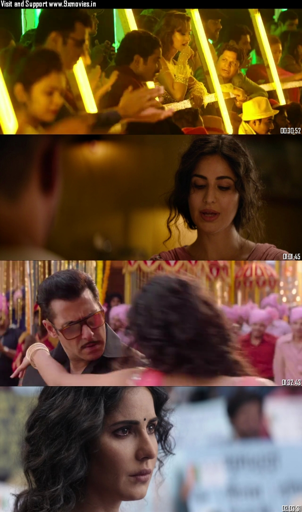Bharat 2019 Hindi 720p WEB-DL 1.1GB