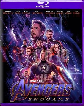 Avengers Endgame 2019 English Bluray Movie Download
