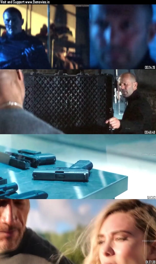 Hobbs and Shaw 2019 Dual Audio Hindi 720p HDCAM 999MB