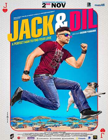 Jack And Dil 2018 Full Hindi Movie HDTVRip Download