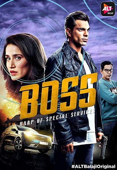 BOSS: Baap of Special Services 2019 S01 Complete 720p BluRay Full Movie Download HD