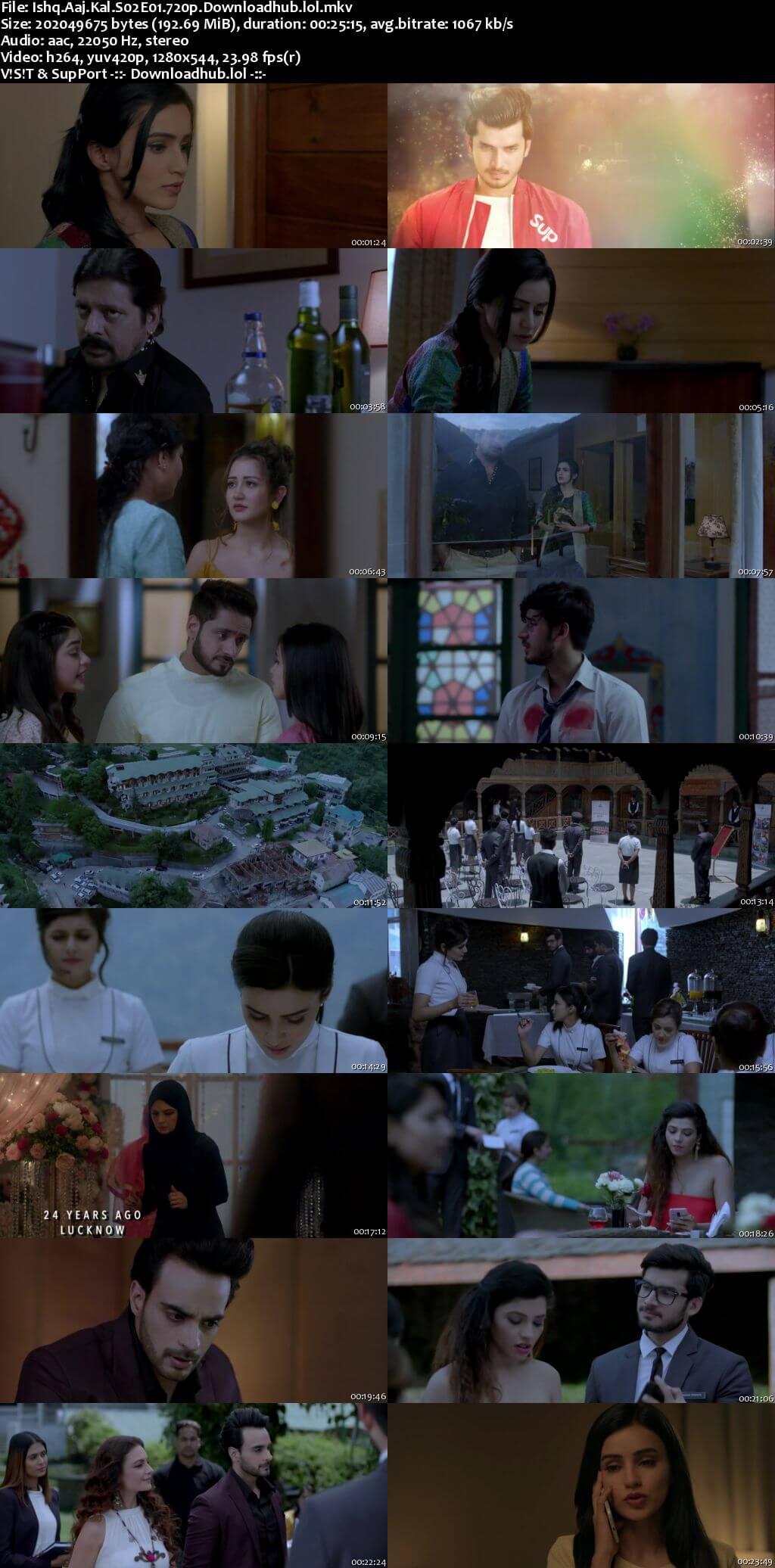 Ishq Aaj Kal 2019 Hindi Season 02 Complete 720p HDRip x264