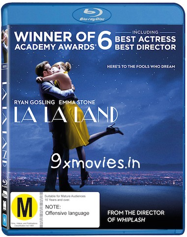 La La Land 2016 English 720p BRRip 1.1GB ESubs