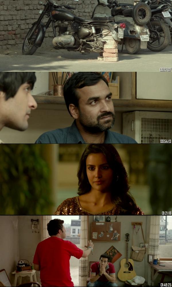Fukrey 2013 Hindi 720p 480p WEB-DL x264 Full Movie