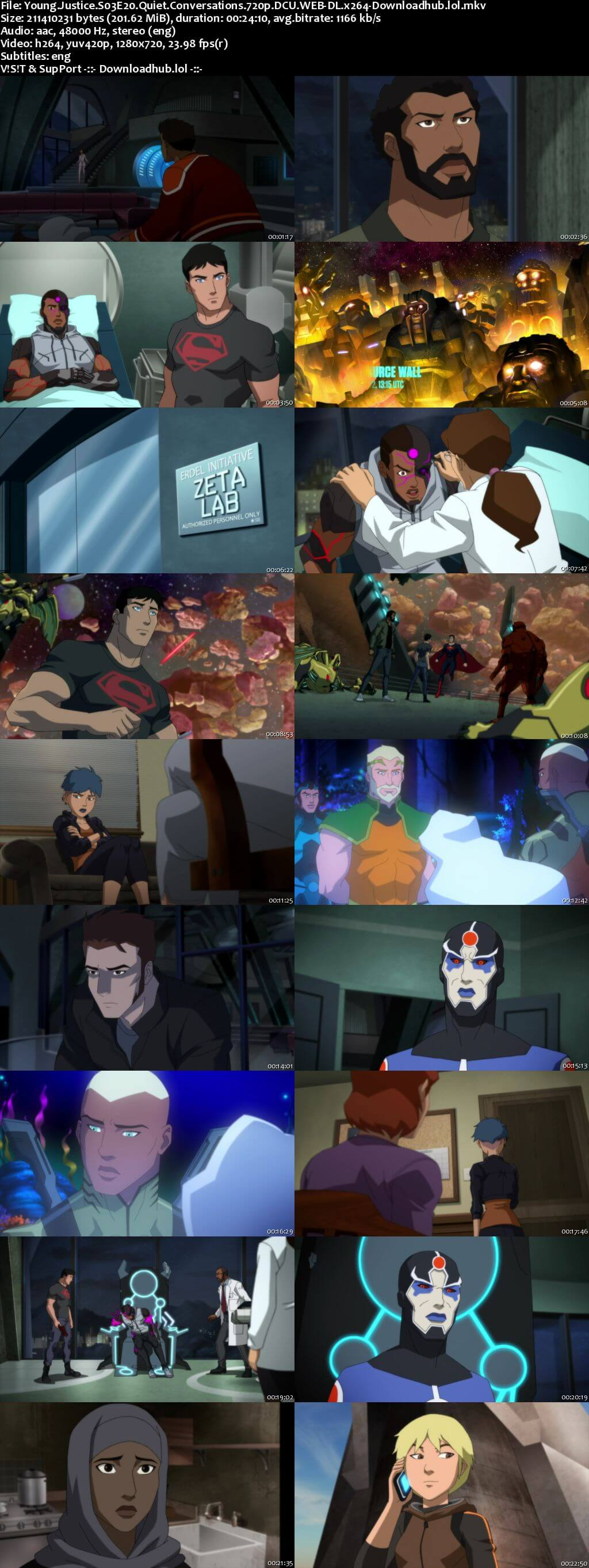 Young Justice S03E20 200MB DCU WEB-DL 720p ESubs