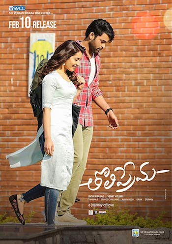Tholi Prema 2019 Hindi Dubbed 720p HDRip 850mb